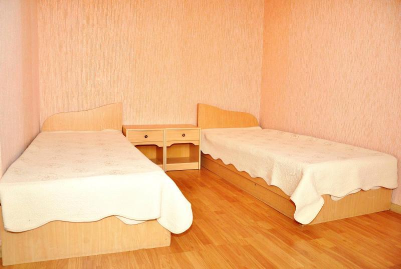 Номер люкс с односпальной кроватью