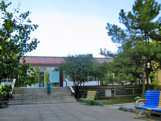 Здание столовой